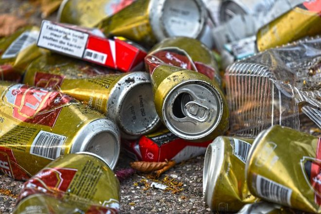 used cans