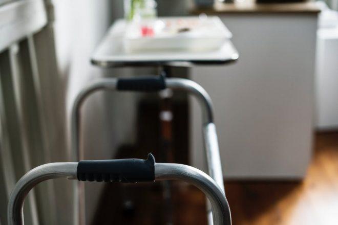 walker for disabled people